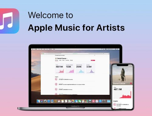 APPLE MUSIC FOR ARTISTS JETZT FÜR ALLE