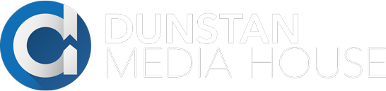 Dunstan Media House Sticky Logo Retina